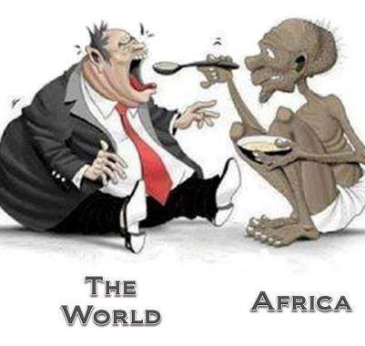the world vs africa