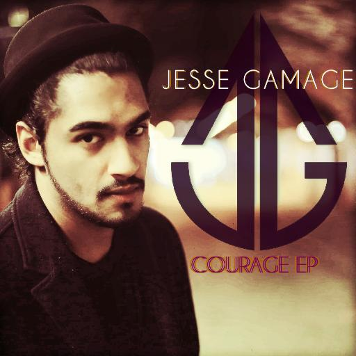 JesseGamage- Courage EP